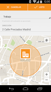 Motorola Alerta Screenshot