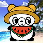 Sleepy los animales (Panda) icon
