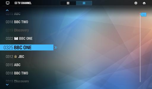 HUMAX Live TV for Tablet HMALG-1.0.43 screenshots 4