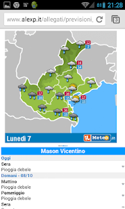 Meteo Mason screenshot 1
