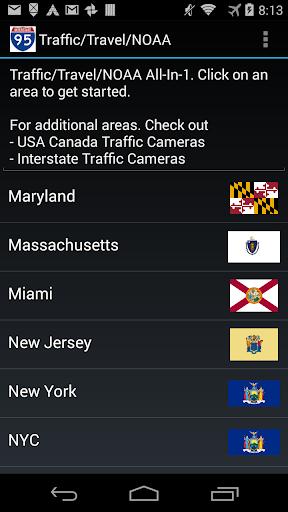 I-95 Traffic Cameras