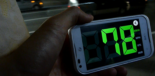 GPS HUD Tachimetro