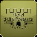 Hotel Della Fortezza logo