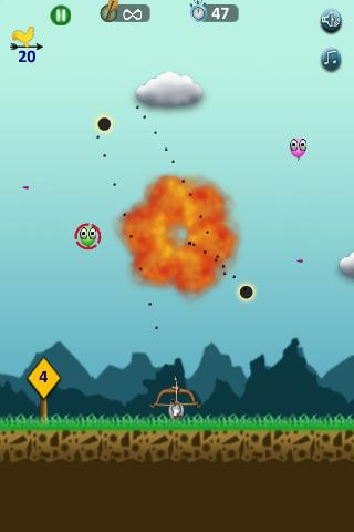 Balloon Shooter- screenshot