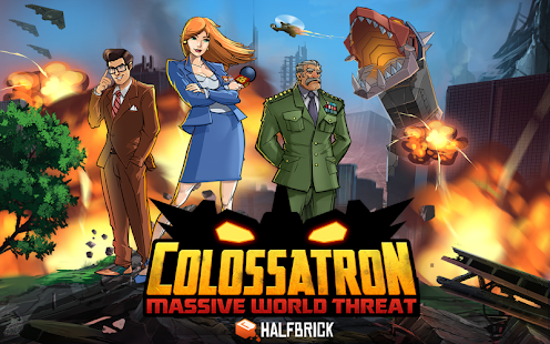 Colossatron Screenshot
