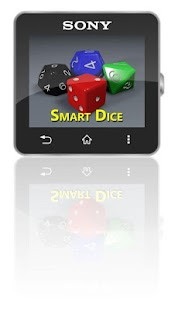 Gaming Dice for SmartWatch 2