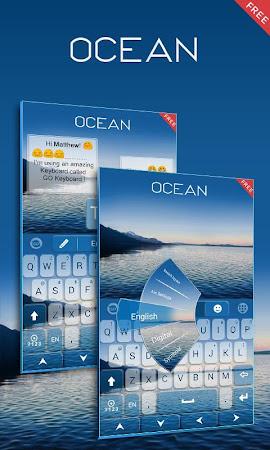 Ocean Emoji GO Keyboard Theme 1.85.5.82 screenshot 189088