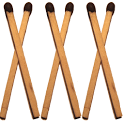 Cross Matchsticks icon