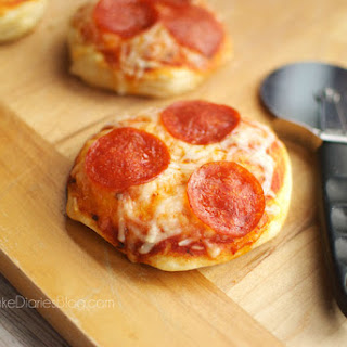 Mini Biscuit Pizzas