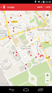 City Guide Maroc Marrakech- screenshot thumbnail