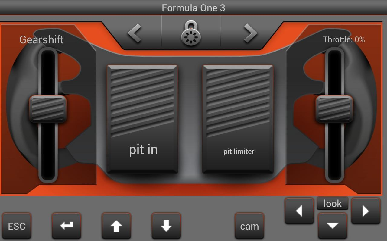 Steering wheel for PC (pro) - screenshot