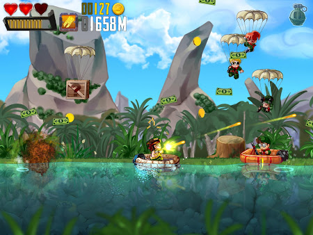 Ramboat: Hero Shooting Game 2.4.1 screenshot 38040