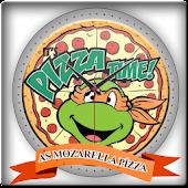 AsMozarella Pizza