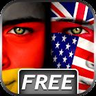 Speeq German | English free icon