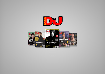 DJ Mag NL- screenshot thumbnail