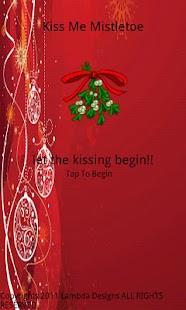 Kiss Me Mistletoe- screenshot thumbnail