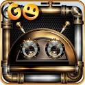 GOSMS/POPUP THEME Steampunk icon
