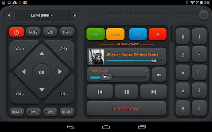 Smart IR Remote - AnyMote Screenshot 1