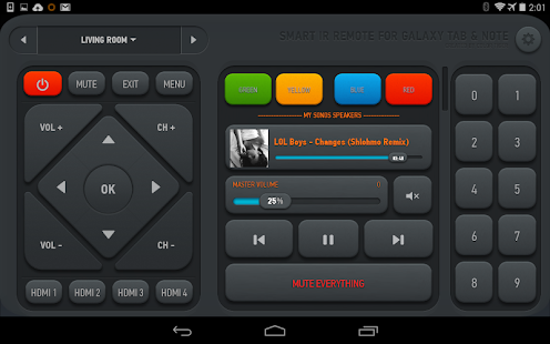 Smart IR Remote - AnyMote Screenshot 8