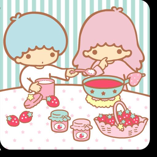 个人化のキキ&ララ ライブ壁紙(TS6) LOGO-記事Game