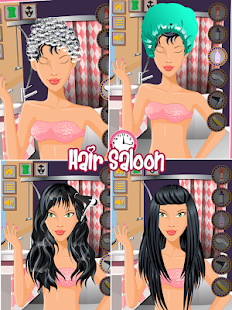 Android Party Makeover App