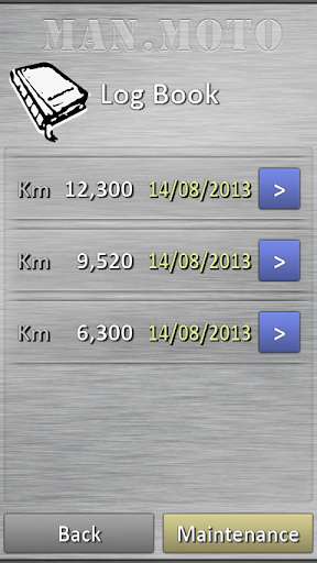 【免費交通運輸App】Motorcycle maintenance-APP點子