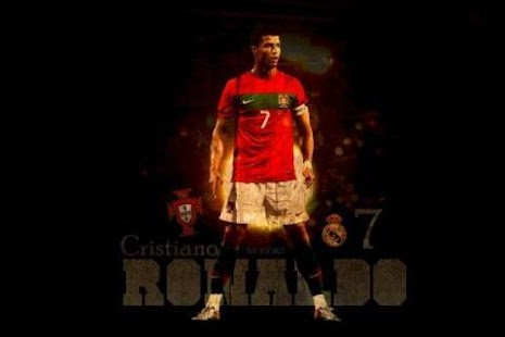 Cristiano Ronaldo Wallpaper HD - screenshot thumbnail