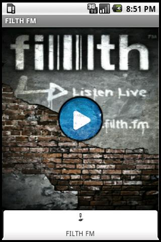 FILTH FM - screenshot