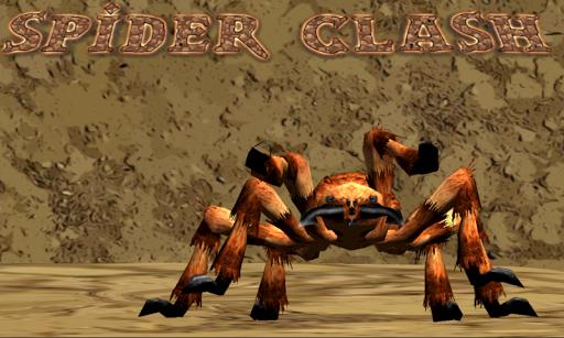 Spider Clash