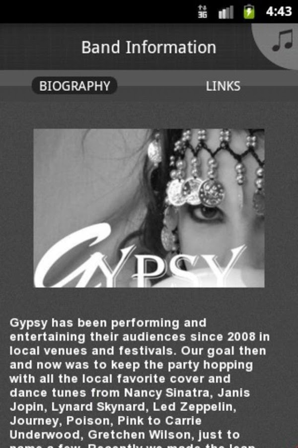 Gypsy Stone - screenshot