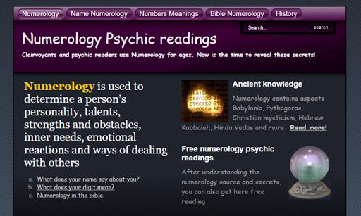 Numerology Reader Kabbalah