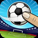 Flick Soccer! logo
