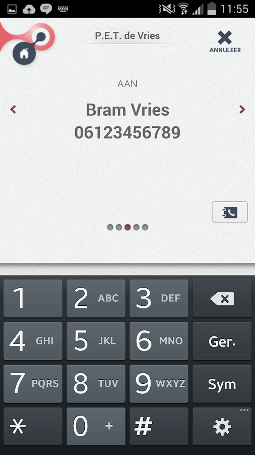 Knab App- screenshot