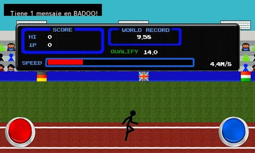 Pabroton´s Stickman Sports - screenshot thumbnail