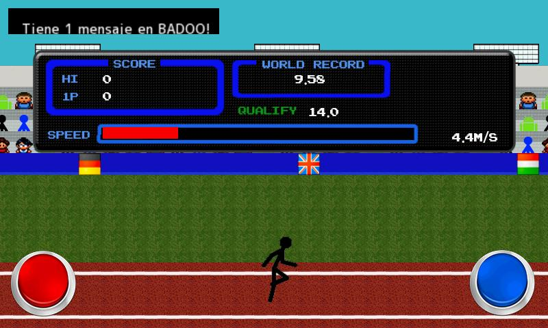 Pabroton´s Stickman Sports - screenshot