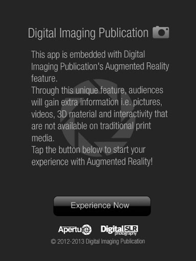 Digital Imaging Publication