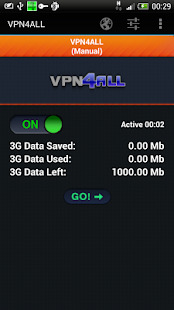 VPN4ALL Mobile - screenshot thumbnail
