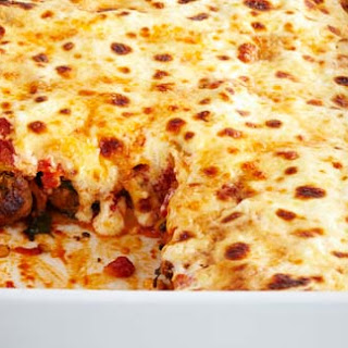 Cannelloni With Spicy Sausage And Spinach