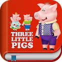 Three Little Pigs Lite icon