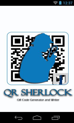 QR Sherlock QR Gen. Reader