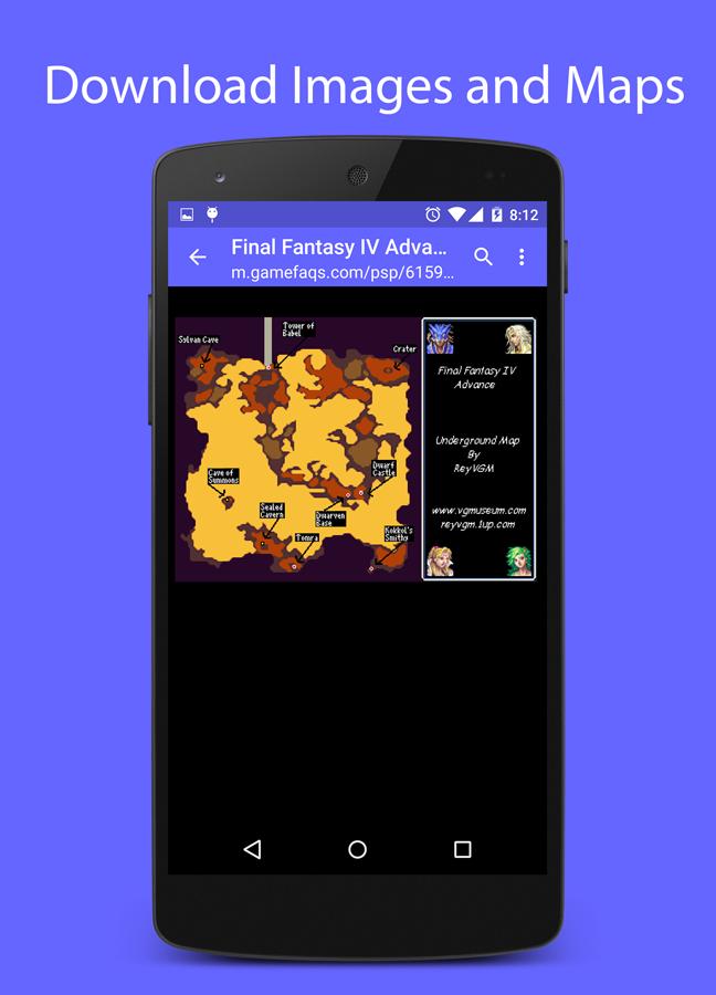 FAQr - screenshot