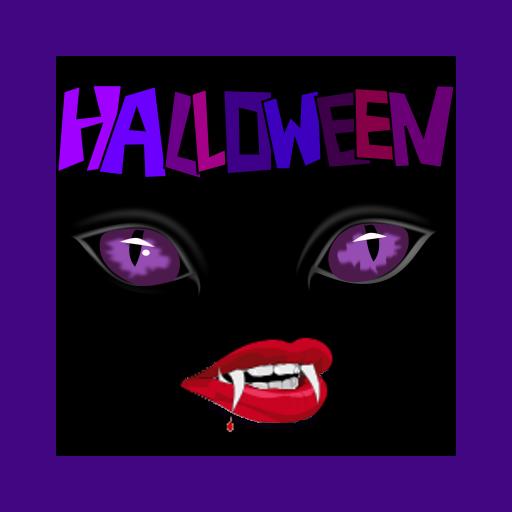 Trick or Treat Halloween Cards LOGO-APP點子