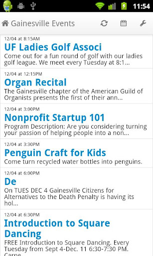 Gainesville Events