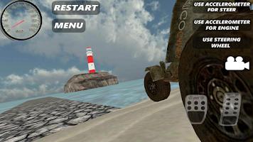 Screenshot of Buggy Simulator HD