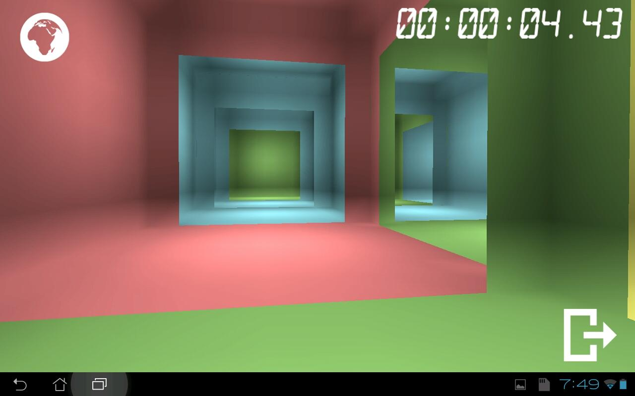 Labyrinth 3D - screenshot