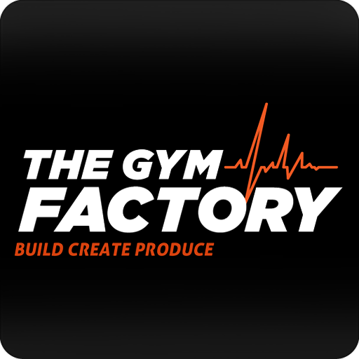 The Gym Factory LOGO-APP點子