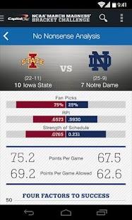 NCAA® March Madness® Live - screenshot thumbnail