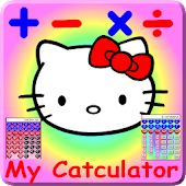 Cat Scientific Calculator