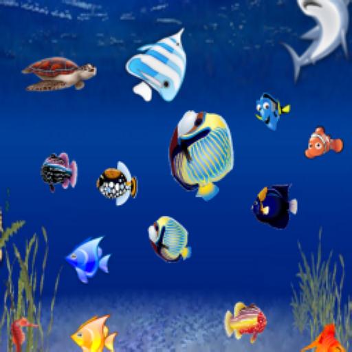 海底世界(貼紙書) 教育 App LOGO-APP試玩