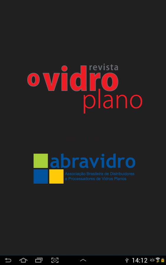 O Vidroplano- screenshot